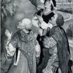 Rogier van der Weyden Adorazione dei Magi Staatliche Museen Berlin-Dahlem